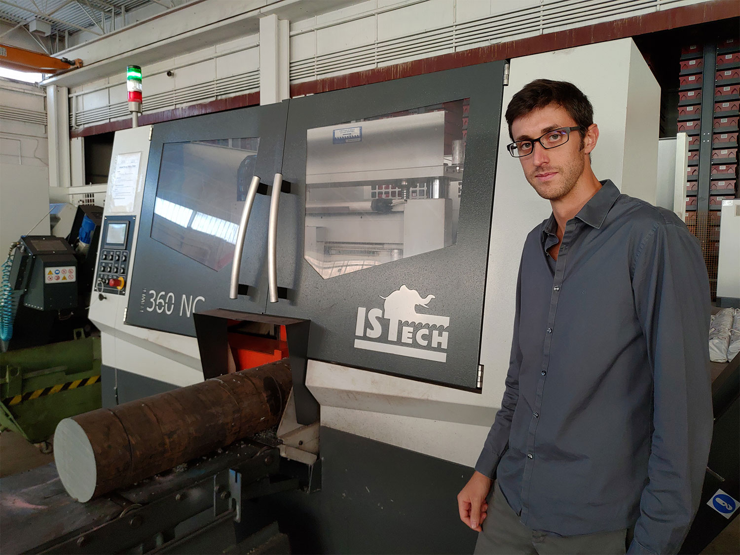 NUOVA BASSANI INCREASES ITS EFFICIENCY WITH ISTECH'S INNOVATIVE CUTTING SYSTEMS (Rivistacmi.it, September 25, 2019)